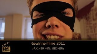 Rächer mitm Becher - Kurzfilm von Pascal Richter, Publikumspreis des 99Fire-Films-Award 2011