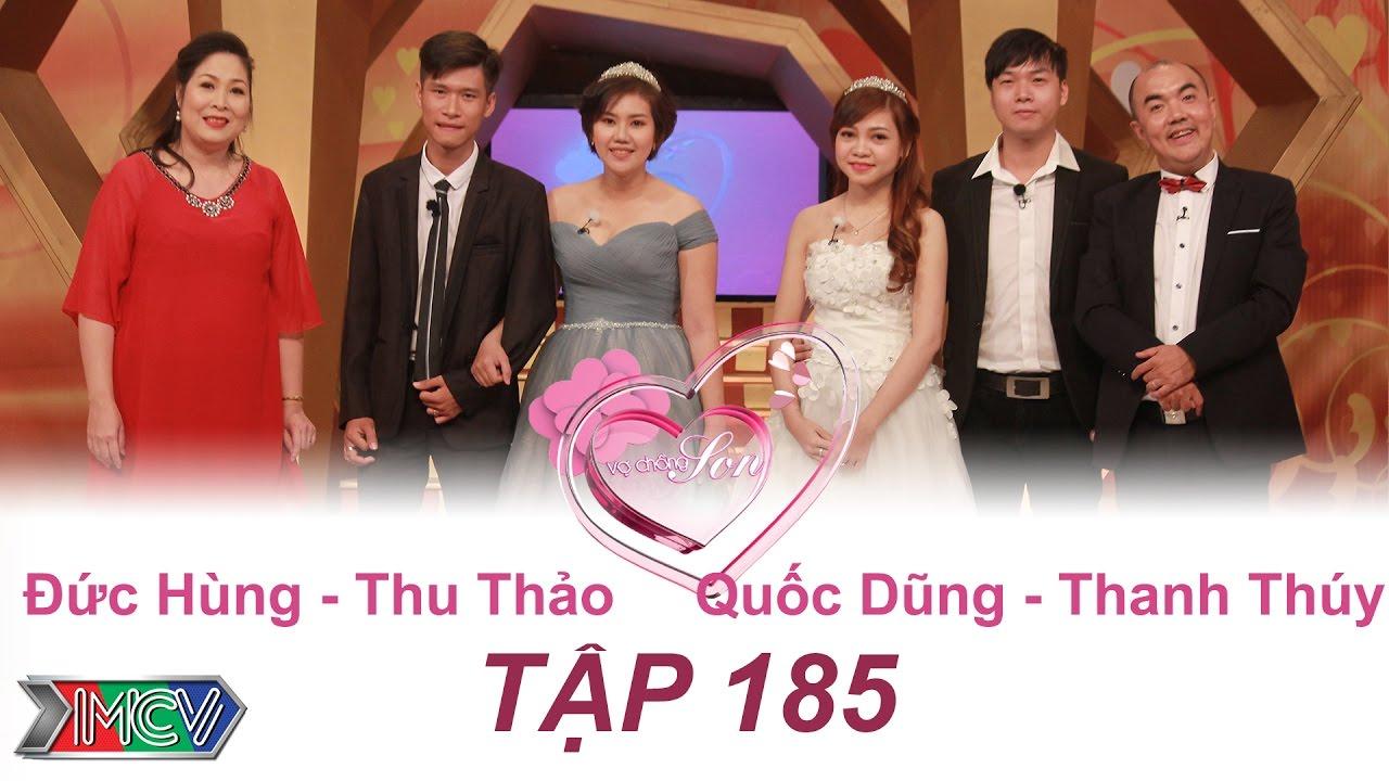VỢ CHỒNG SON | Tập 185 FULL | Đức Hùng - Thu Thảo | Quốc Dũng - Thanh Thúy | 050317