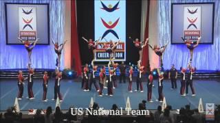 2017 ICU Coed premier Team USA Day1