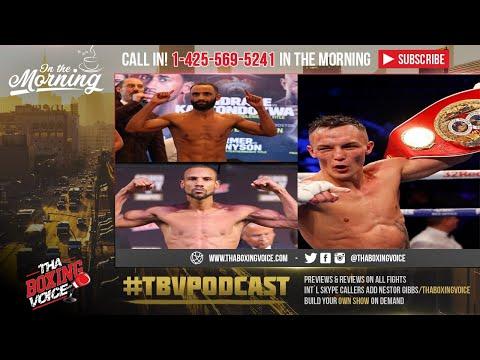 ☎️Kid Galahad vs Claudio Marrero:🔥Final Eliminator For Josh Warrington's Mandatory😱
