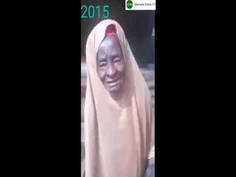Wata TsohuwaTadawo Daga Rakiyar Baba Buhari Ko Me Yayi Zafi