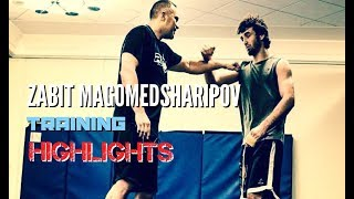 Zabit Magomedsharipov Training Highlights | Training World