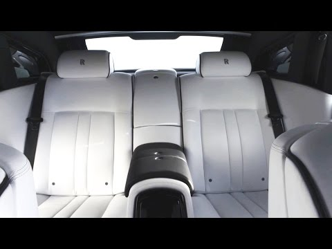 2015 Rolls-Royce Phantom INTERIOR