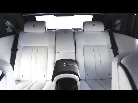 2015 Rolls-Royce Phantom INTERIOR