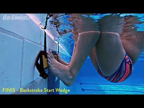 Backstroke Start Wedge :: FINIS Australia