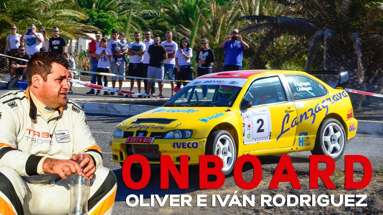 ONBOARD Oliver e Iván Rodríguez