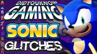 Sonic Glitches 2 - Did You Know Gaming? Feat. Greg