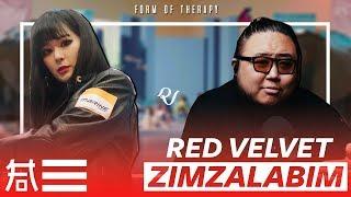 "The Kulture Study: Red Velvet ""Zimzalabim"" MV"