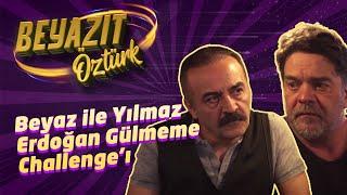 Beyaz ile Yılmaz Erdoğan Gülmeme Challenge'ı