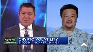 Bobby Lee Bitcoin Gesicht