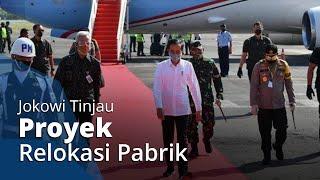 Jokowi Ungkap Sudah Ada 7 Investor Asing Guna Relokasi Pabrik ke Kawasan Industri Batang