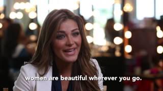 Migbelis Castellanos Venezuela Miss Universe 2014 Official Interview