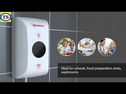 Redring Instantaneous Auto Sensor Electric Handwash