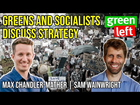 Greens and socialists discuss strategy | Green Left Show #15