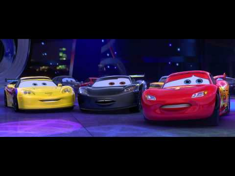 CARS 2 | Movie Clip With Lewis Hamilton! Featuring Music From Perfume | Official Disney UK