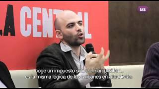 Roberto Saviano a Barcellona (Video)