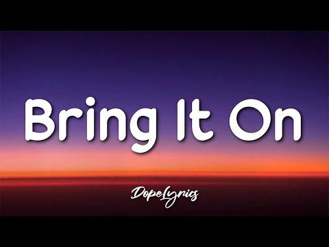 Major Dreamer - Bring It On (Lyrics) 🎵