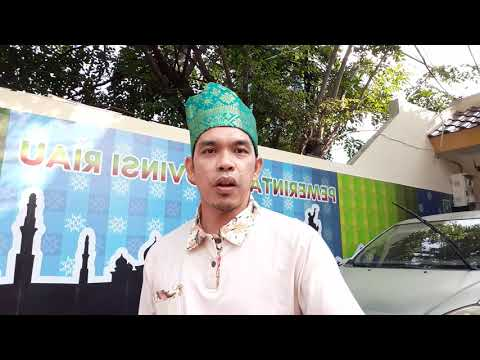 VIDEO: Tonton Guys, Kaban Penghubung Paparkan Potensi Investasi Riau di Jakarta