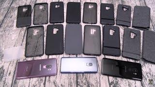 Samsung Galaxy S9 & Samsung Galaxy S9+ Incipio Case Lineup And Tempered Glass Screen Protector