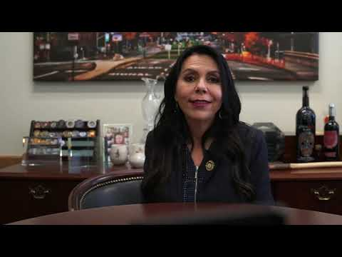 Thumbnail image of Assemblymember Blanca Rubio video.