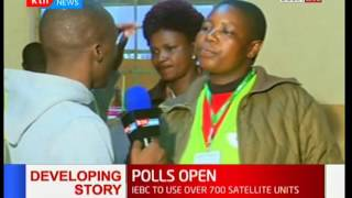 Busia county joins the rest of the country in the polls