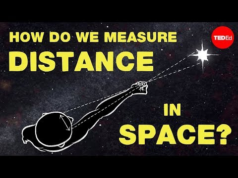 How To Measure Distance In Space