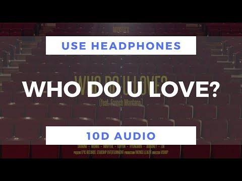 Download Monsta X Who Do U Love Audio Ft French Montana Video 3GP