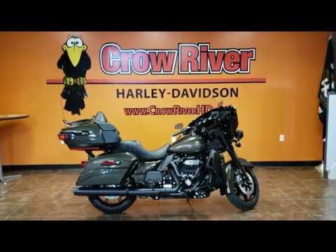 2020 Harley-Davidson Ultra Limited in Delano, Minnesota - Video 1