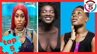 5 GHANAIAN ARTISTS WHO REPLACED EBONY Ft Fantana