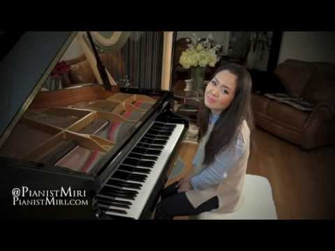 Wiz Khalifa – See You Again (Furious 7 Soundtrack) | Piano Cover by Pianistmiri 이미리