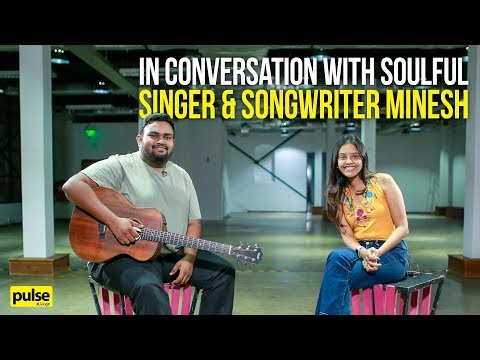 In Conversation with Singer-songwriter Minesh Dissanayake