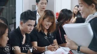 Buổi học tràn đầy năng lượng của Học Viên tại Học Viện Kim Tuyến - Kim Tuyến Academy