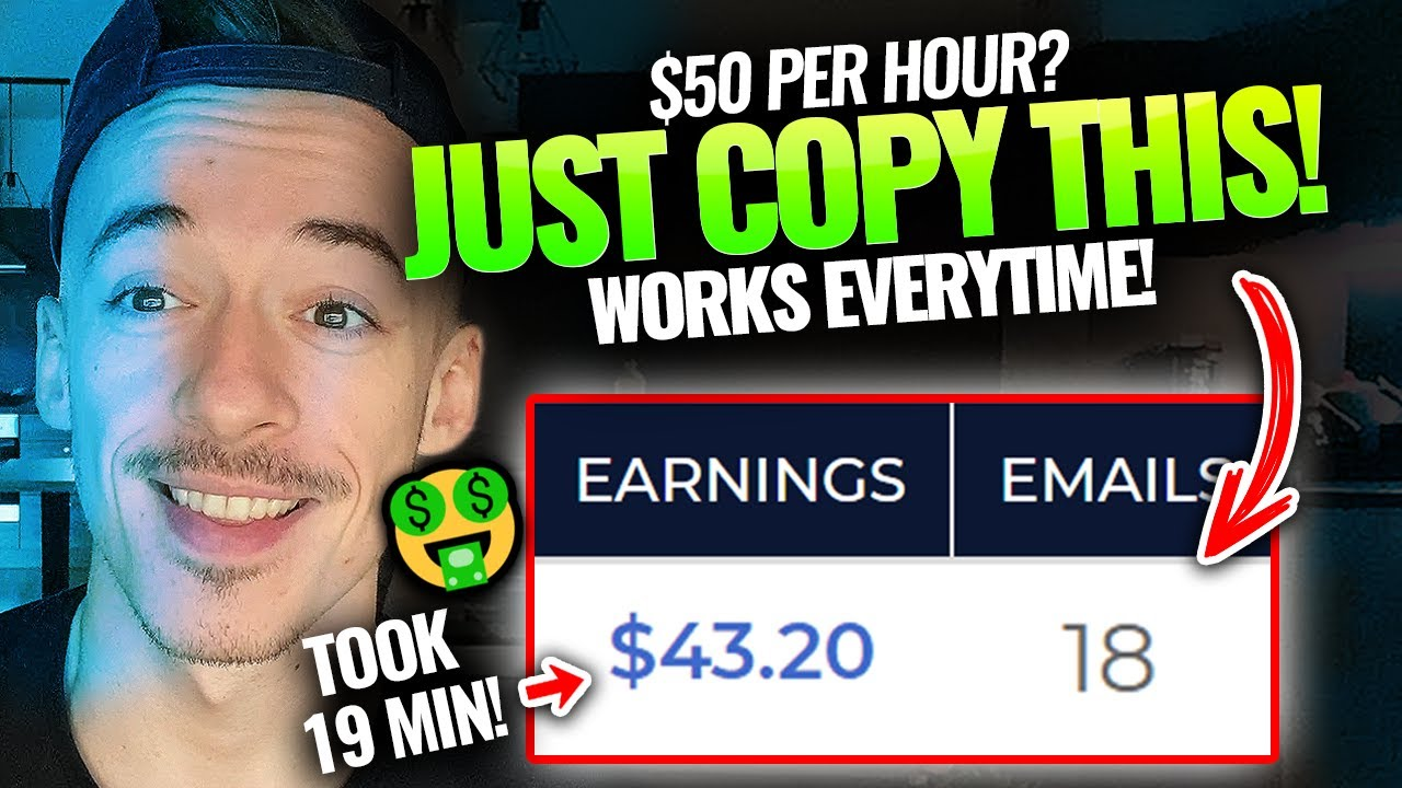 Make money $50 PER HOUR ($ 200/day!) WITHOUT Selling (Make Money Online For Beginners) thumbnail