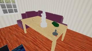 Конфигуратор интерьеров квартиры в виртуальной реальности VR Room Designer от Virtuality Club