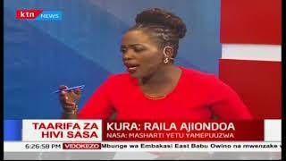 Kinara wa muungano wa NASA Raila Odinga kujiondoa kwa marudio wa uchaguzi unamaanisha nini?Jukwaa p2