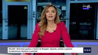 Lajmet qendrore 19:30 17.05.2020