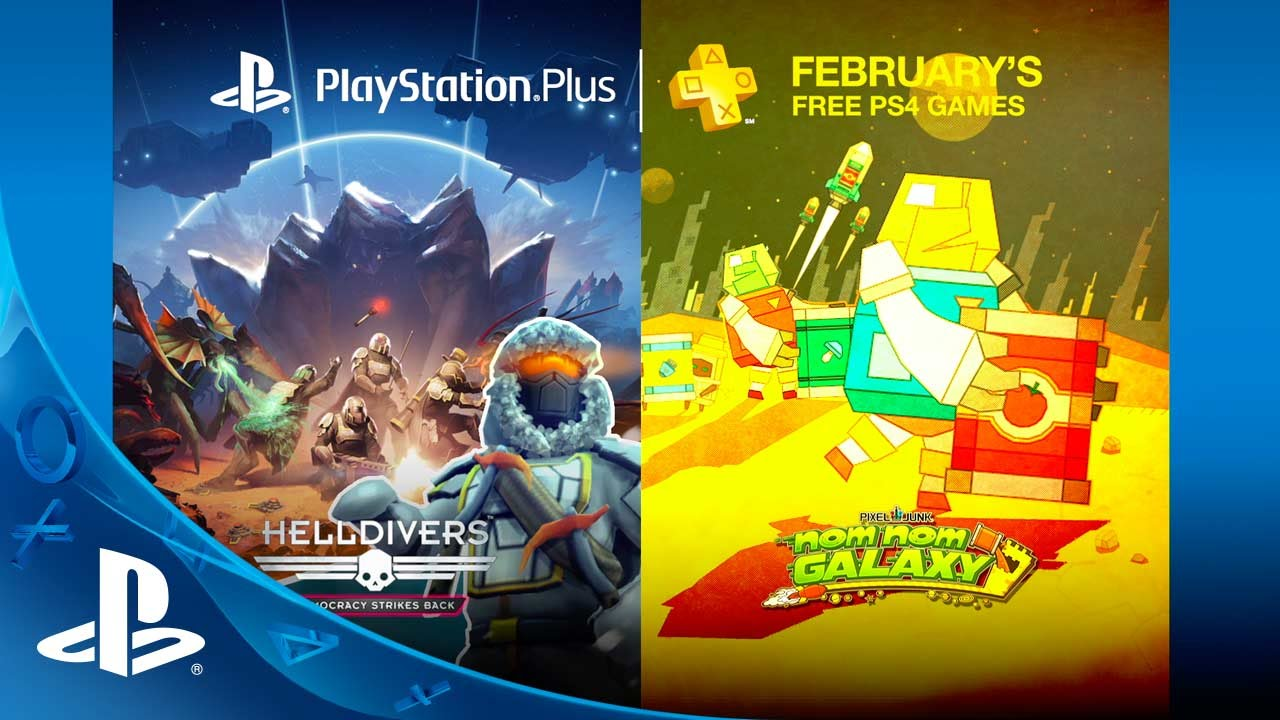 PS Plus: Free Games for February 2016