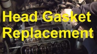 Replacing Head Gasket