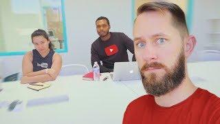 YouTube Showed Up At Hi5 Studios...