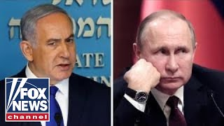 Russia blames Israel for air strike in Syria - Video Youtube