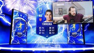 TOTS MOMENTS TORREIRA SBC! - FIFA 19 Ultimate Team