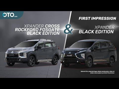 Mitsubishi Xpander Black Edition | Classy Black | OTO.com