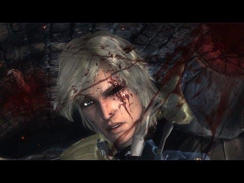 Batty Metal Gear Rising: Revengeance Trailer Cut By Hideo Kojima