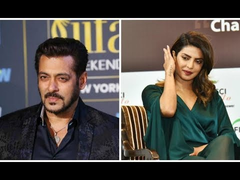 Salman Khan Says, We Were Told Different Reasons For Priyanka's Exit From 'Bharat'