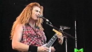 Megadeth - Symphony Of Destruction (Live In Italy 1992)