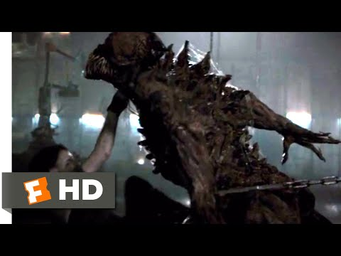 Resident Evil: The Final Chapter (2017) - The Bioweapon Scene (8/10) | Movieclips