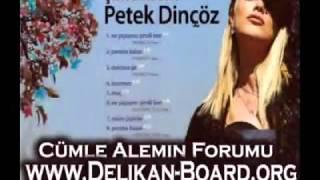 Petek Dinçöz-Maç