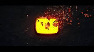 Eu vou Criar vídeo de introdução de logotipo animado