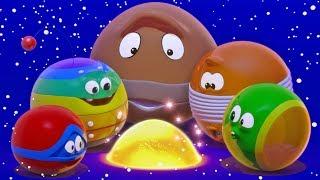 The Ocarina | WonderBalls Cartoon | Cartoon for Kids by Cartoon Candy