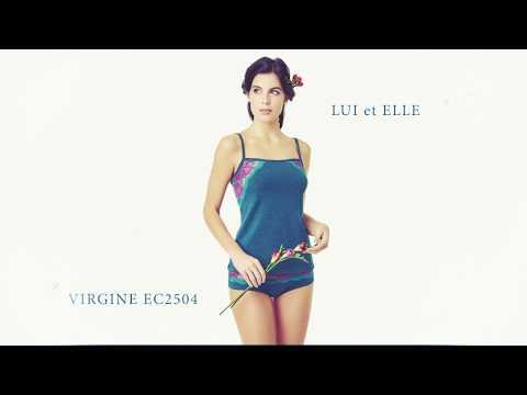 Женское нижнее белье VIRGINE в новой коллекции от LUI et ELLE